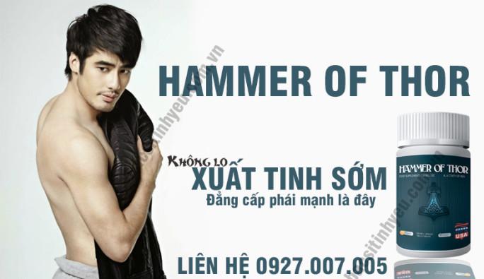 hammer of thor chính hãng