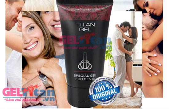 tìm hiểu về sản phẩm gel titan